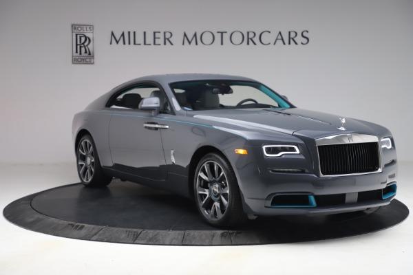 Used 2021 Rolls-Royce Wraith for sale $444,275 at Alfa Romeo of Westport in Westport CT 06880 12