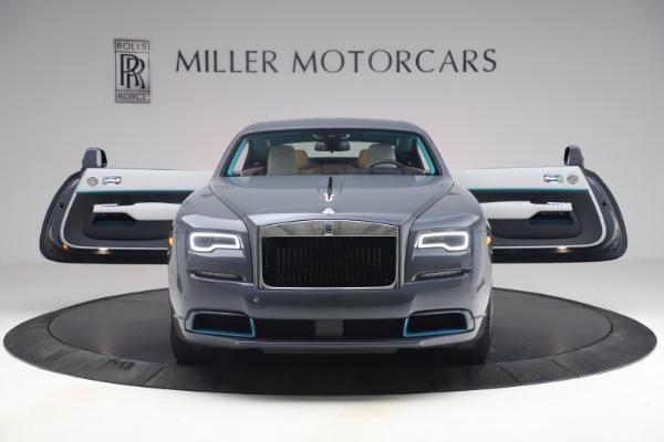 Used 2021 Rolls-Royce Wraith KRYPTOS for sale Call for price at Alfa Romeo of Westport in Westport CT 06880 13