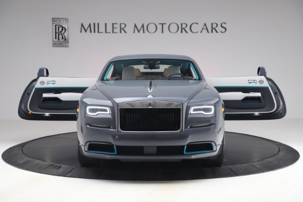 Used 2021 Rolls-Royce Wraith for sale $444,275 at Alfa Romeo of Westport in Westport CT 06880 13