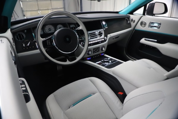 Used 2021 Rolls-Royce Wraith KRYPTOS for sale Call for price at Alfa Romeo of Westport in Westport CT 06880 16