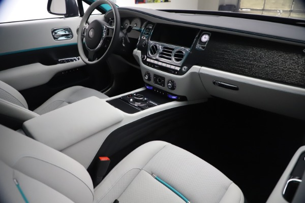 Used 2021 Rolls-Royce Wraith KRYPTOS for sale Call for price at Alfa Romeo of Westport in Westport CT 06880 17