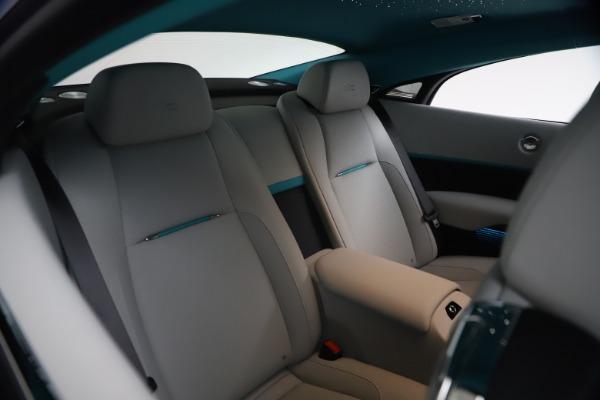 Used 2021 Rolls-Royce Wraith for sale $444,275 at Alfa Romeo of Westport in Westport CT 06880 18