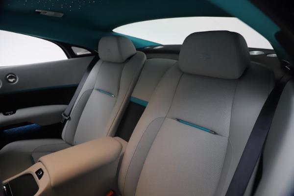 Used 2021 Rolls-Royce Wraith for sale $444,275 at Alfa Romeo of Westport in Westport CT 06880 19