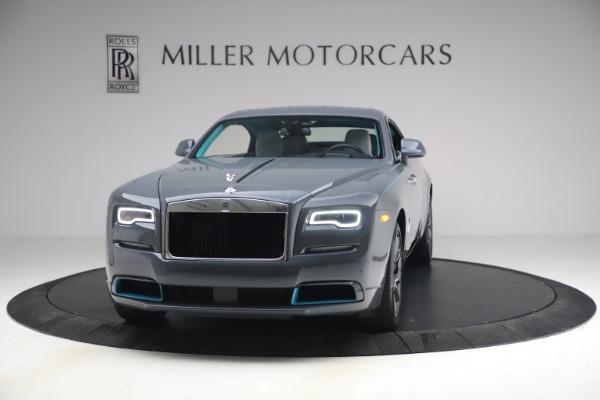 Used 2021 Rolls-Royce Wraith KRYPTOS for sale Call for price at Alfa Romeo of Westport in Westport CT 06880 2