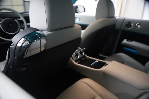 Used 2021 Rolls-Royce Wraith KRYPTOS for sale Call for price at Alfa Romeo of Westport in Westport CT 06880 20