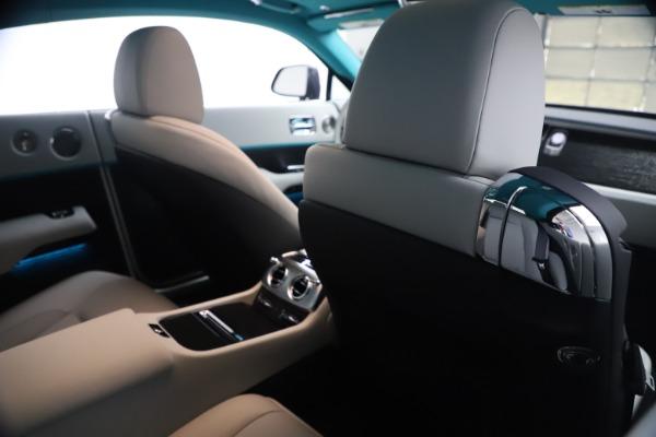 Used 2021 Rolls-Royce Wraith for sale $444,275 at Alfa Romeo of Westport in Westport CT 06880 21