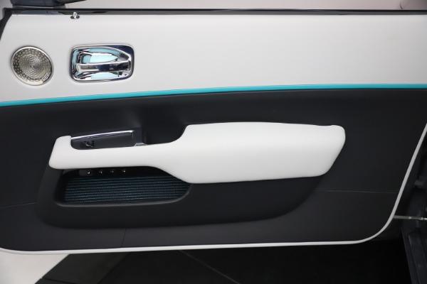 Used 2021 Rolls-Royce Wraith KRYPTOS for sale Call for price at Alfa Romeo of Westport in Westport CT 06880 23