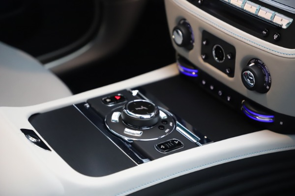 Used 2021 Rolls-Royce Wraith KRYPTOS for sale Call for price at Alfa Romeo of Westport in Westport CT 06880 25