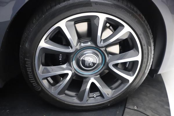 Used 2021 Rolls-Royce Wraith KRYPTOS for sale Call for price at Alfa Romeo of Westport in Westport CT 06880 28