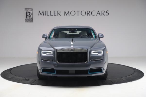 Used 2021 Rolls-Royce Wraith KRYPTOS for sale Call for price at Alfa Romeo of Westport in Westport CT 06880 3
