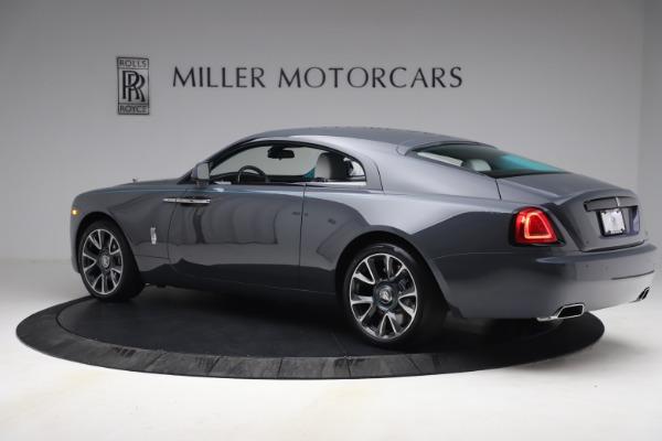 Used 2021 Rolls-Royce Wraith KRYPTOS for sale Call for price at Alfa Romeo of Westport in Westport CT 06880 5