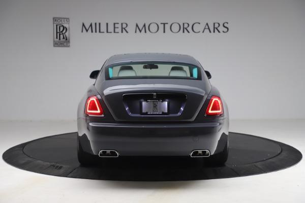 Used 2021 Rolls-Royce Wraith KRYPTOS for sale Call for price at Alfa Romeo of Westport in Westport CT 06880 7