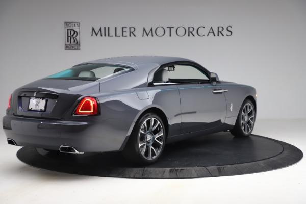 Used 2021 Rolls-Royce Wraith for sale $444,275 at Alfa Romeo of Westport in Westport CT 06880 9