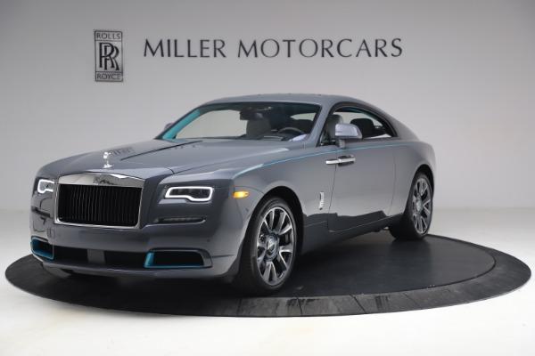 Used 2021 Rolls-Royce Wraith KRYPTOS for sale Call for price at Alfa Romeo of Westport in Westport CT 06880 1