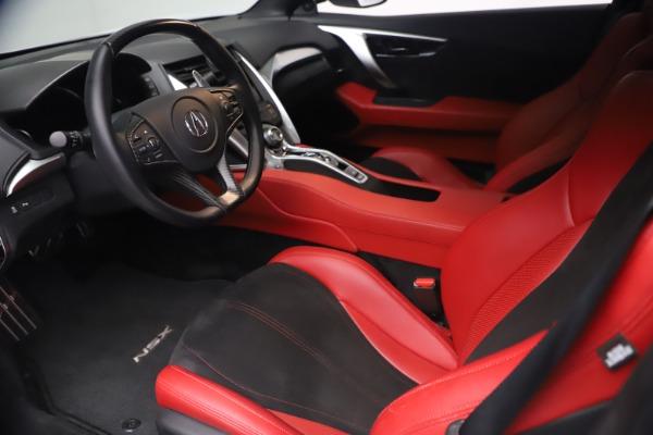 Used 2017 Acura NSX SH-AWD Sport Hybrid for sale $139,900 at Alfa Romeo of Westport in Westport CT 06880 15