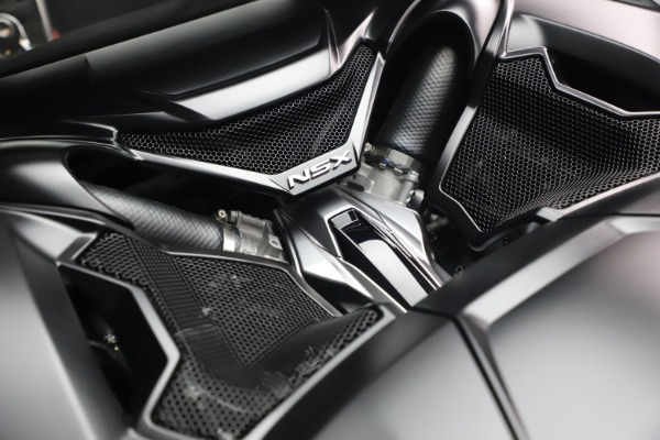 Used 2017 Acura NSX SH-AWD Sport Hybrid for sale $139,900 at Alfa Romeo of Westport in Westport CT 06880 21