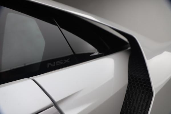 Used 2017 Acura NSX SH-AWD Sport Hybrid for sale $139,900 at Alfa Romeo of Westport in Westport CT 06880 22