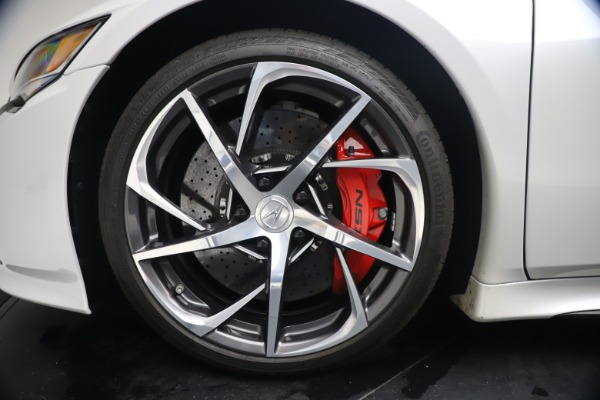 Used 2017 Acura NSX SH-AWD Sport Hybrid for sale $139,900 at Alfa Romeo of Westport in Westport CT 06880 23