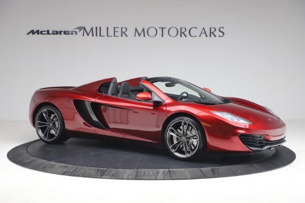Used 2013 McLaren MP4-12C Spider for sale $134,900 at Alfa Romeo of Westport in Westport CT 06880 10