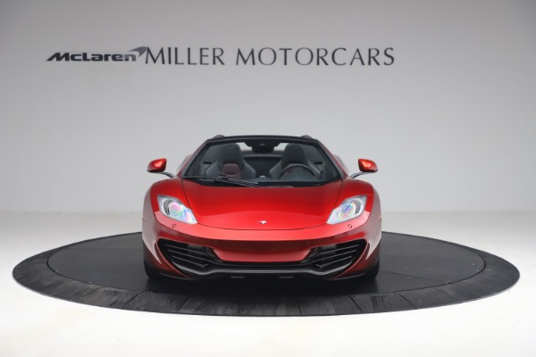 Used 2013 McLaren MP4-12C Spider for sale $134,900 at Alfa Romeo of Westport in Westport CT 06880 12