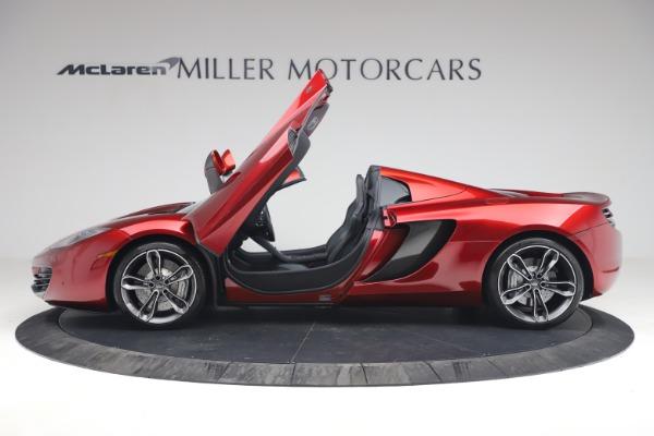 Used 2013 McLaren MP4-12C Spider for sale $134,900 at Alfa Romeo of Westport in Westport CT 06880 15