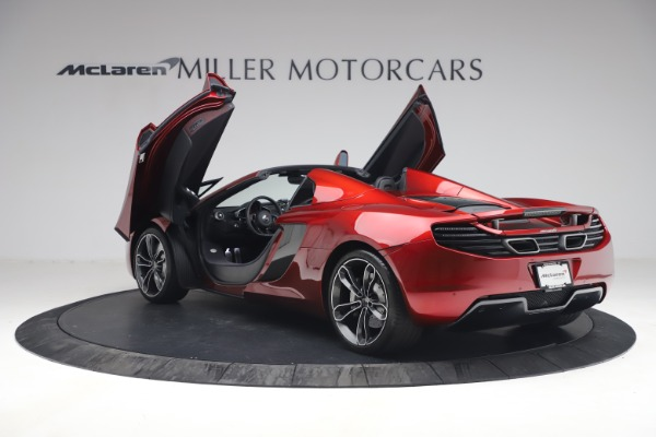 Used 2013 McLaren MP4-12C Spider for sale $134,900 at Alfa Romeo of Westport in Westport CT 06880 16