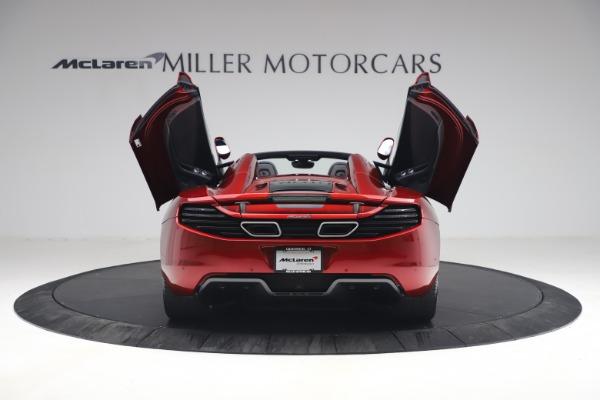 Used 2013 McLaren MP4-12C Spider for sale $134,900 at Alfa Romeo of Westport in Westport CT 06880 17