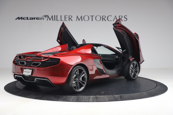 Used 2013 McLaren MP4-12C Spider for sale $134,900 at Alfa Romeo of Westport in Westport CT 06880 18