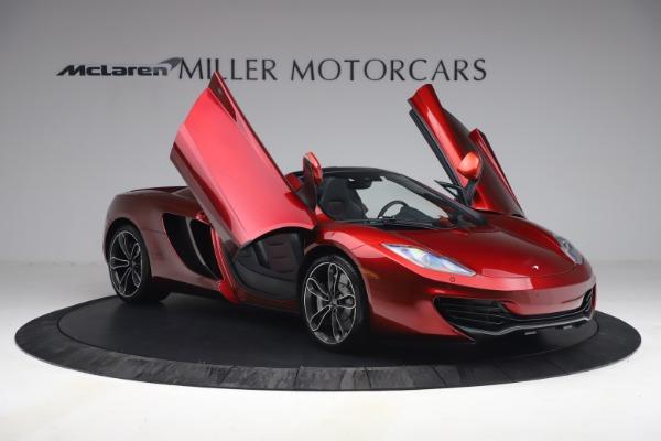 Used 2013 McLaren MP4-12C Spider for sale $134,900 at Alfa Romeo of Westport in Westport CT 06880 20