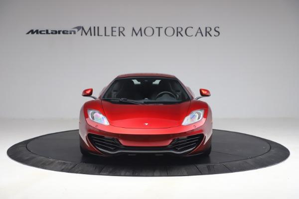 Used 2013 McLaren MP4-12C Spider for sale $134,900 at Alfa Romeo of Westport in Westport CT 06880 21