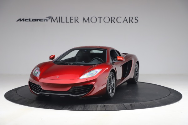 Used 2013 McLaren MP4-12C Spider for sale $134,900 at Alfa Romeo of Westport in Westport CT 06880 22