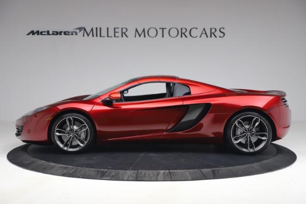 Used 2013 McLaren MP4-12C Spider for sale $134,900 at Alfa Romeo of Westport in Westport CT 06880 24