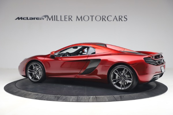 Used 2013 McLaren MP4-12C Spider for sale $134,900 at Alfa Romeo of Westport in Westport CT 06880 25