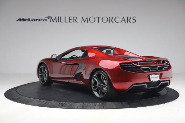 Used 2013 McLaren MP4-12C Spider for sale $134,900 at Alfa Romeo of Westport in Westport CT 06880 26