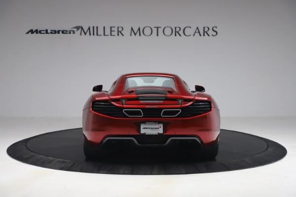 Used 2013 McLaren MP4-12C Spider for sale $134,900 at Alfa Romeo of Westport in Westport CT 06880 27
