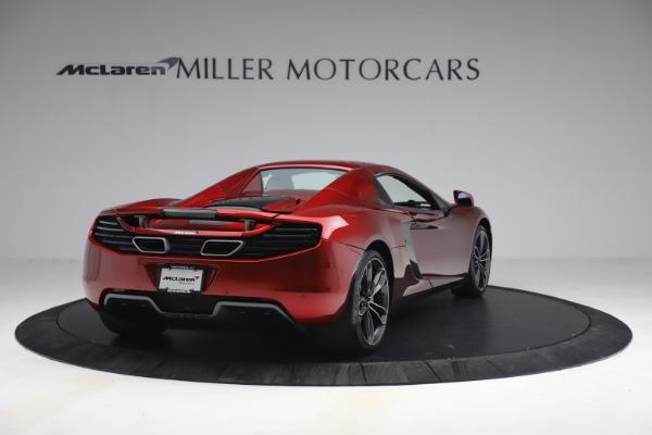 Used 2013 McLaren MP4-12C Spider for sale $134,900 at Alfa Romeo of Westport in Westport CT 06880 28