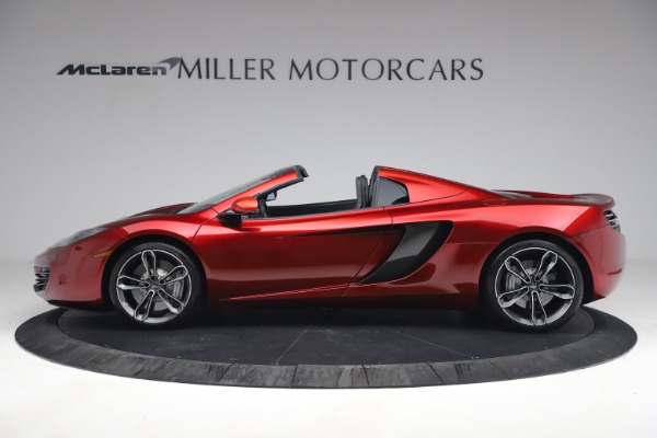 Used 2013 McLaren MP4-12C Spider for sale $134,900 at Alfa Romeo of Westport in Westport CT 06880 3