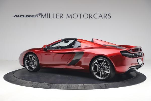 Used 2013 McLaren MP4-12C Spider for sale $134,900 at Alfa Romeo of Westport in Westport CT 06880 4