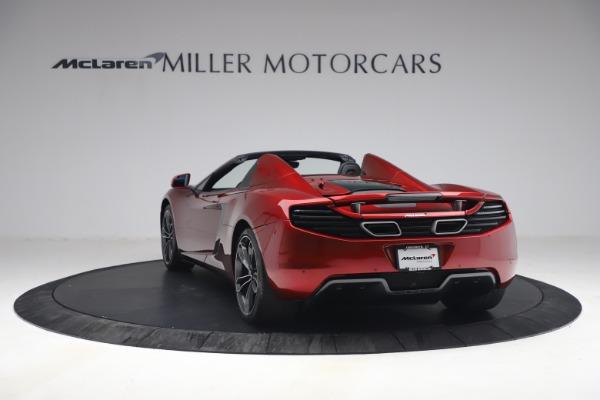 Used 2013 McLaren MP4-12C Spider for sale $134,900 at Alfa Romeo of Westport in Westport CT 06880 5