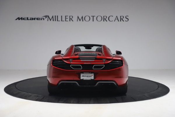 Used 2013 McLaren MP4-12C Spider for sale $134,900 at Alfa Romeo of Westport in Westport CT 06880 6