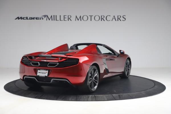 Used 2013 McLaren MP4-12C Spider for sale $134,900 at Alfa Romeo of Westport in Westport CT 06880 7