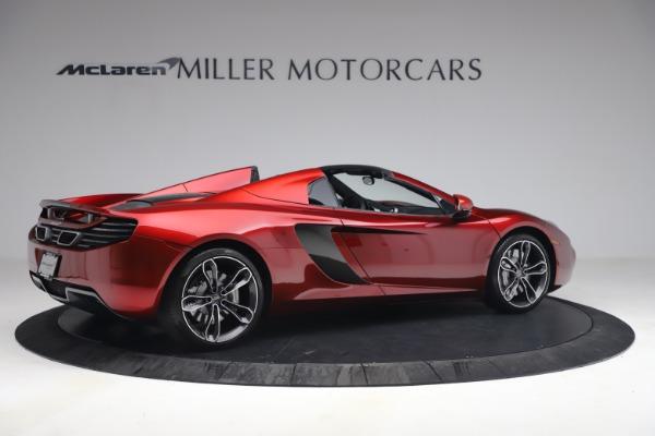 Used 2013 McLaren MP4-12C Spider for sale $134,900 at Alfa Romeo of Westport in Westport CT 06880 8