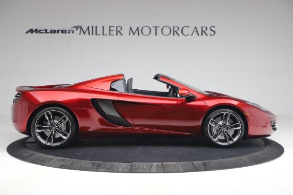 Used 2013 McLaren MP4-12C Spider for sale $134,900 at Alfa Romeo of Westport in Westport CT 06880 9