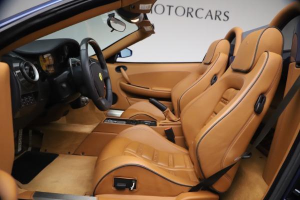 Used 2006 Ferrari F430 Spider for sale $139,900 at Alfa Romeo of Westport in Westport CT 06880 26