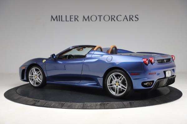 Used 2006 Ferrari F430 Spider for sale $139,900 at Alfa Romeo of Westport in Westport CT 06880 4