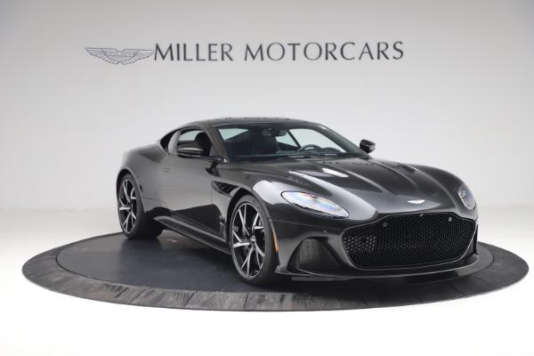 New 2021 Aston Martin DBS Superleggera 007 for sale $391,211 at Alfa Romeo of Westport in Westport CT 06880 10