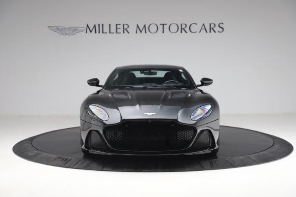 New 2021 Aston Martin DBS Superleggera 007 for sale $391,211 at Alfa Romeo of Westport in Westport CT 06880 11