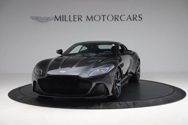 New 2021 Aston Martin DBS Superleggera 007 for sale $391,211 at Alfa Romeo of Westport in Westport CT 06880 12