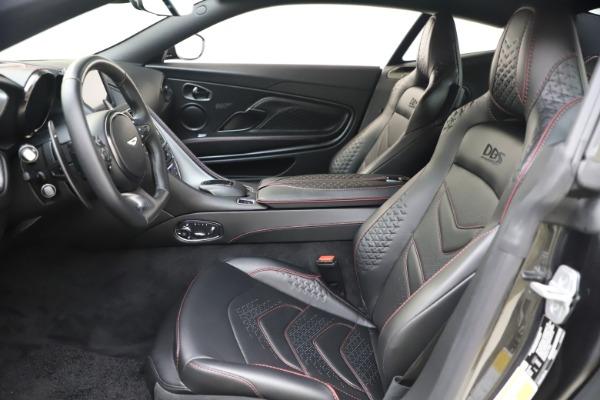 New 2021 Aston Martin DBS Superleggera 007 for sale $391,211 at Alfa Romeo of Westport in Westport CT 06880 13