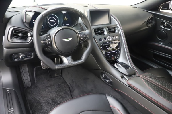 New 2021 Aston Martin DBS Superleggera 007 for sale $391,211 at Alfa Romeo of Westport in Westport CT 06880 14